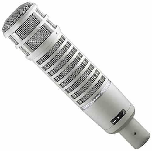 Ev re20 studio mic