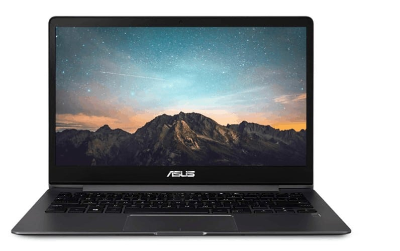 Asus ZenBook 13 Ultra-Slim Laptop