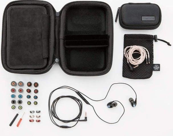 Accessories with westone w80