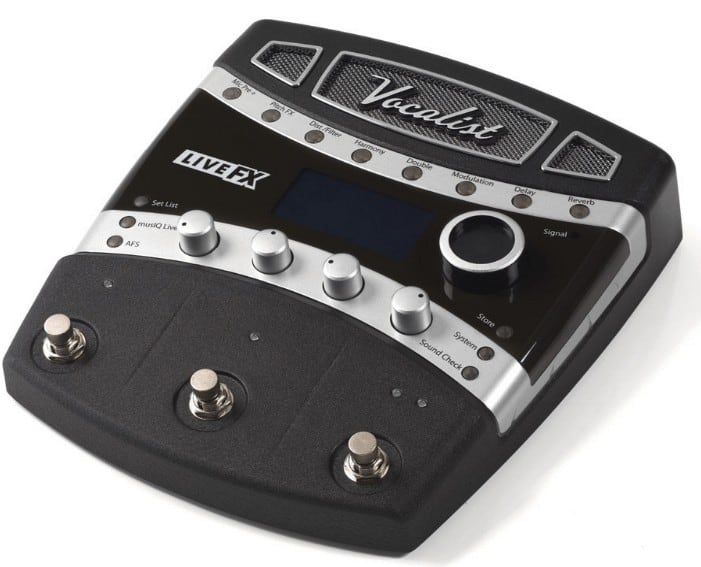 Digitech pedal