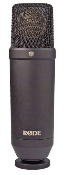 Rode nt1 kit cardioid condenser microphone