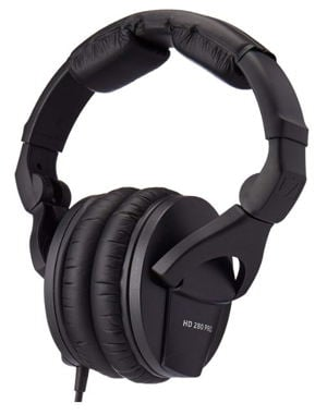Sennheiser hd280pro headphone for drummers
