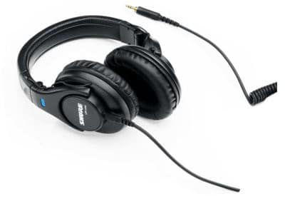 Shure srh440 drumming headphones