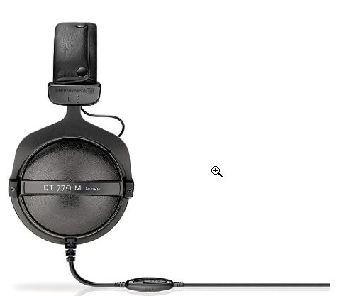Beredynamic dt 770 headphone