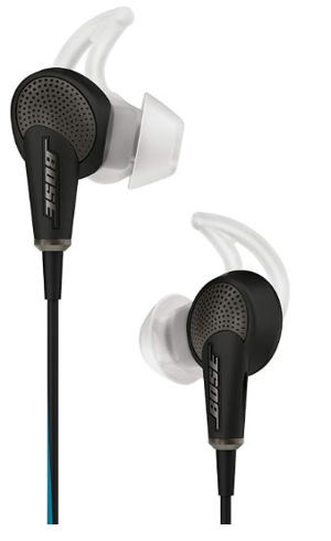 Bose quietcomfort 20 earphones