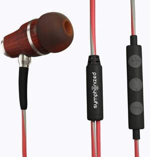 Symphonized nrg 3.0 noise isolating earbuds