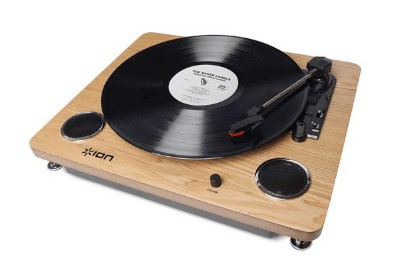 ION Audio Archive LP | Digital Conversion Turntable with Built-In Stereo Speakers