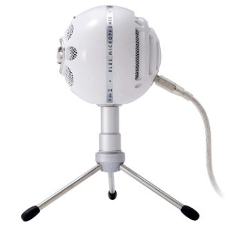 Plug n Play Blue Snowball