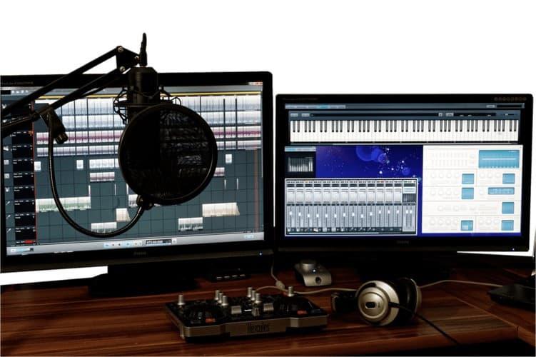 Semi-Pro studio