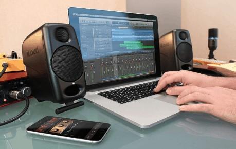 IK iLoud Studio Monitor Sound quality
