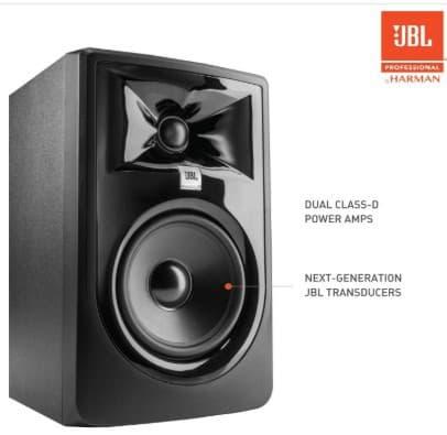 JBL 305P MkII studio monitor