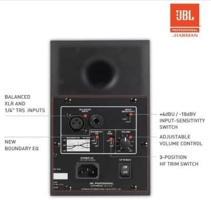 JBL 305P MkII