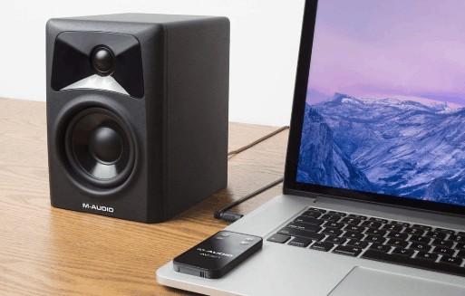 M-Audio AV32 Sound quality