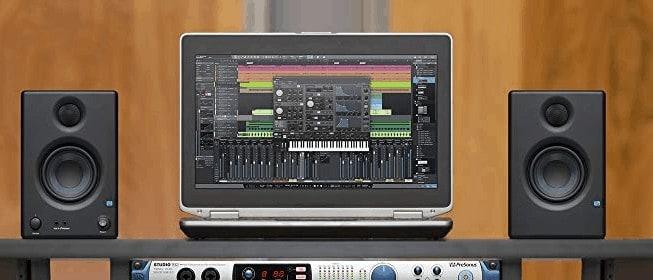 PreSonus Eris E3.5  Sound quality