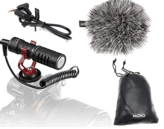 Movo VXR10 Universal Video Microphone