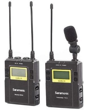 Saramonic SR-XM1 sound quality