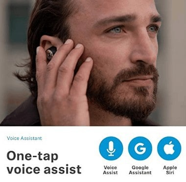 Sennheiser Momentum - Voice Assistant feature