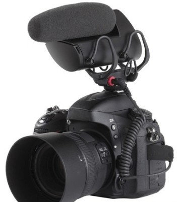 Shure VP83F LensHopper Condenser Mic