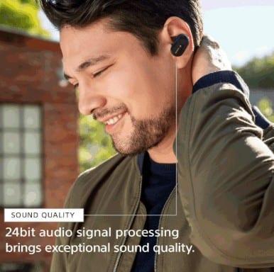 Sony WF-1000XM3 Sound quality