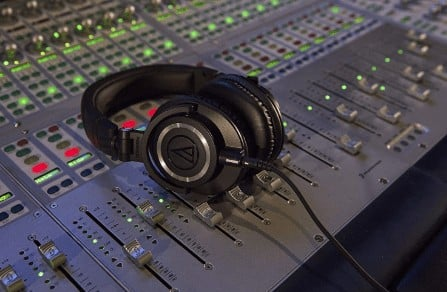 Sound quality and isolation