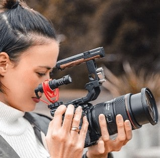 VideoMicro shotgun mic