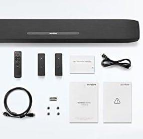 Soundbar accessories