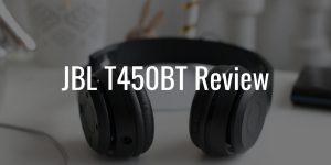 Jbl t450bt review