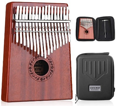 Gecko Kalimba review