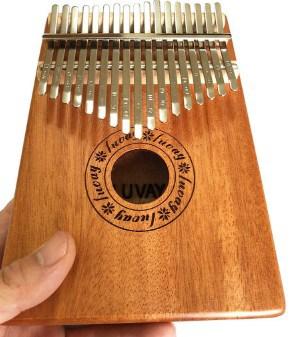 Luvay Kalimba sound quality and performance