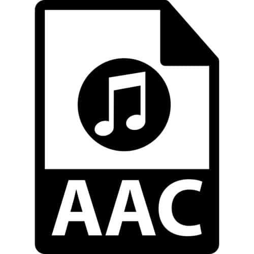 Advanced Audio Coding(AAC)