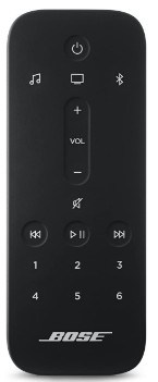 Bose 500 soundbar remote