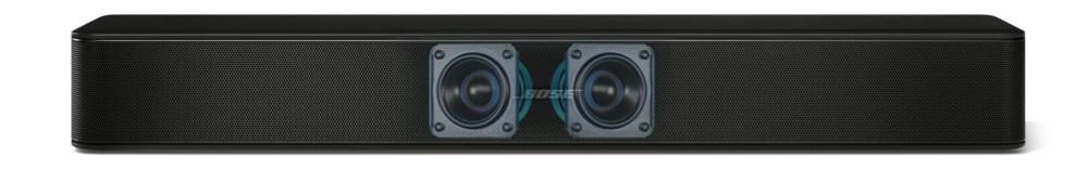 Bose Solo 5  Soundbar Sound quality
