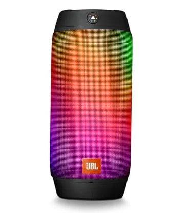 JBL Pulse 2 Light shows