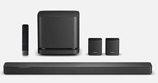 Speaker features