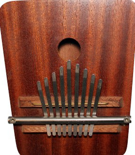 Tune adjustment in Kalimba