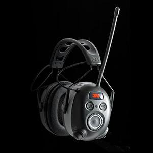 3M Worktunes Wireless Hearing Protector Comfort