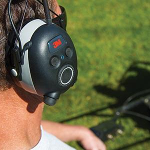 3M Worktunes Wireless Hearing Protector Noise cancellation