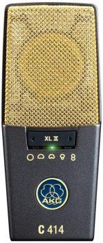 AKG C414 sound quality