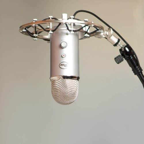 Blue Yeti  sound quality
