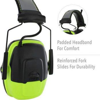 Howard Leight Sync Hi-Visibility Radio Earmuff Comfort