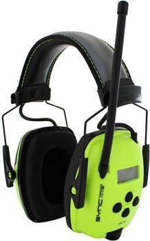 Howard Leight Sync Hi-Visibility Radio Earmuff