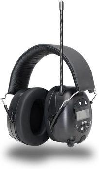 ION Audio Hearing Protection Headphones