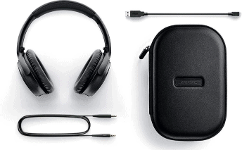 Bose QC features