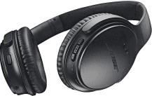 Bose QC noise cancellation