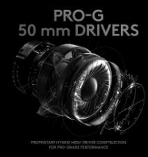 Logitech G Pro X sound quality