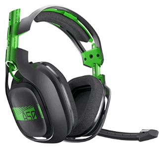 ASTRO Gaming A50 headset with mic