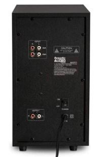Acoustic Audio ports