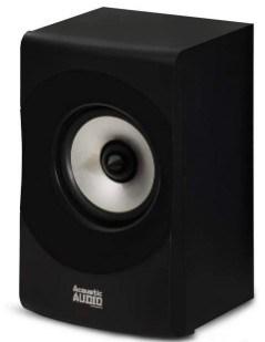 Acoustic Audio Speaker System