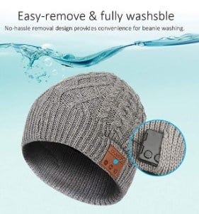 Blueear washable hat