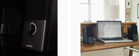 Bose Companion 2 Series III Multimedia Speakers sound quality